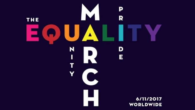 The Equality March for Unity and Pride - Denver