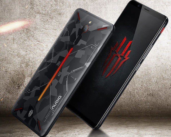 Ilustrasi Nubia Red Magic 3