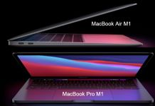 MacBook Air M1 dan MacBook Pro M1