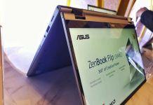 Asus ZenBook Flip UM462 Indonesia