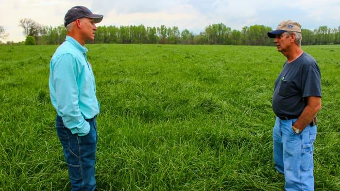 Dealer farm call in North Carolina