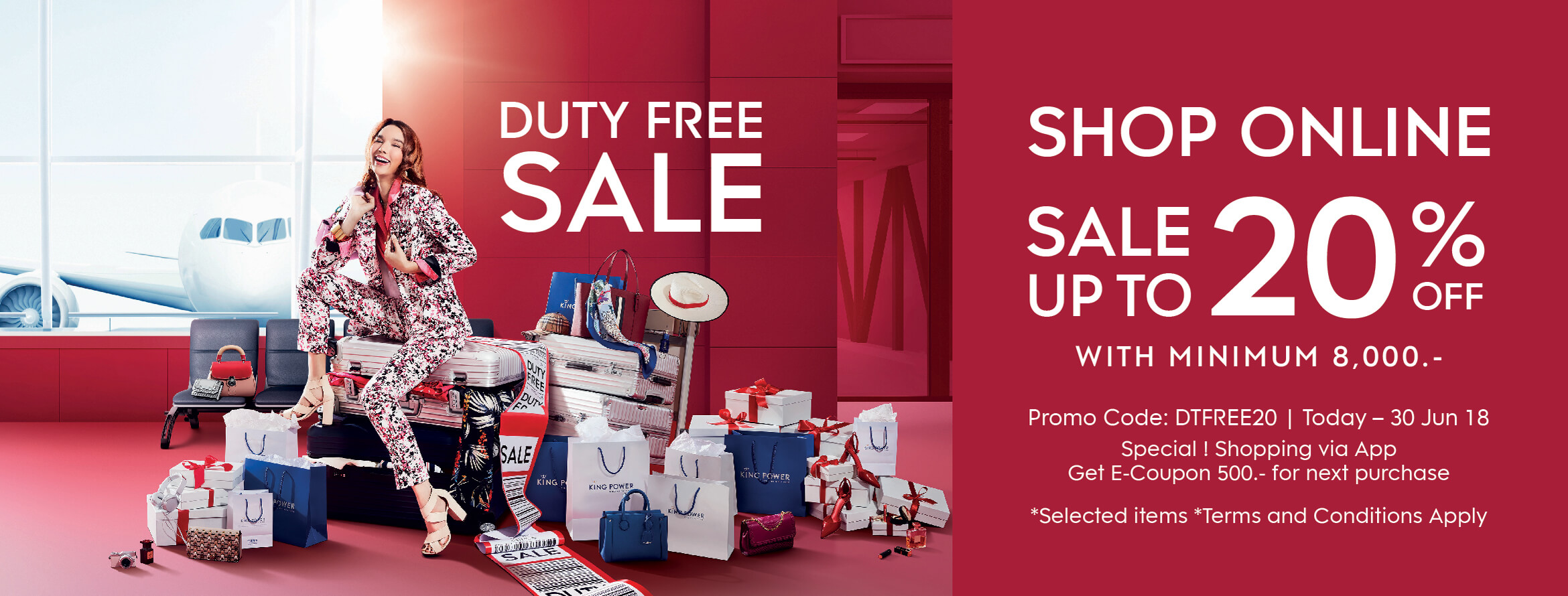 Purchasing Power Promo Code >> King Power Condition Duty Free Sale Up To 20 Off