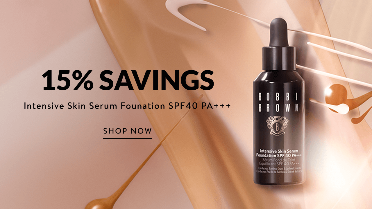 Bobbi Brown The Lowest Prices At King Power Duty Free