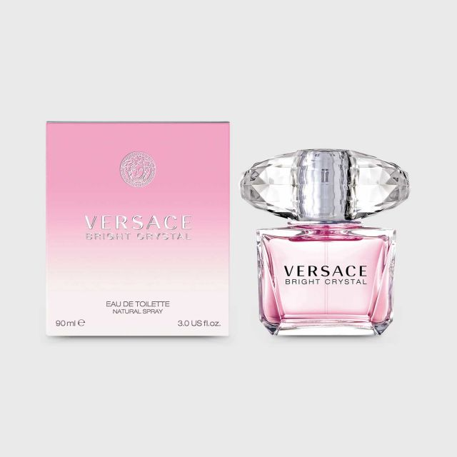 Edt Ml Bright Versace 90 Crystal Nw80mvn