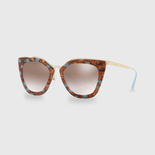b3e1853dc52 PRADA Cinéma Evolution Women Sunglasses 0PR 53SS KJO4O0 (52 MM)