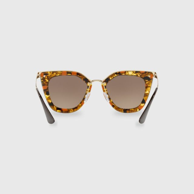 84f04c0d62ef PRADA Cinéma Evolution Women Sunglasses 0PR 53SS KJN4P0 (52 MM)