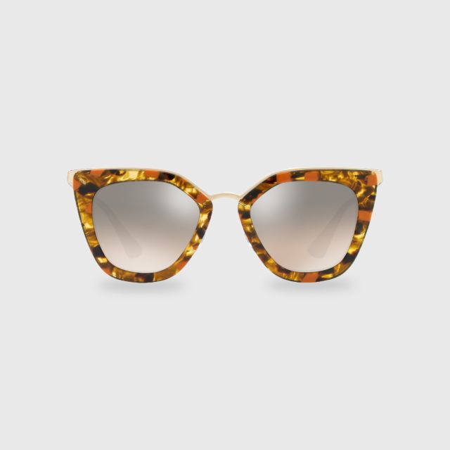 118c8b11f4d PRADA Cinéma Evolution Women Sunglasses 0PR 53SS KJN4P0 (52 MM)