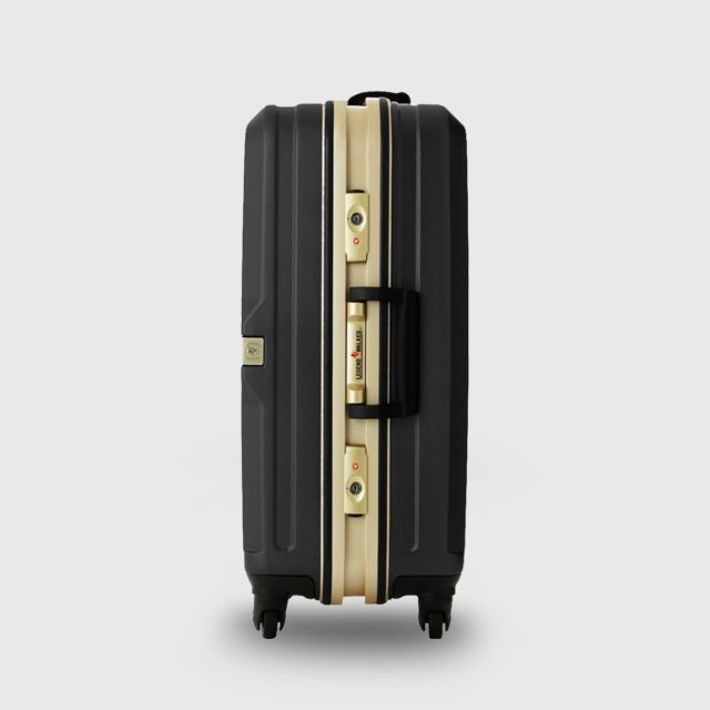 Legend Walker Luggage 5088 55 Size 22 Inches Black