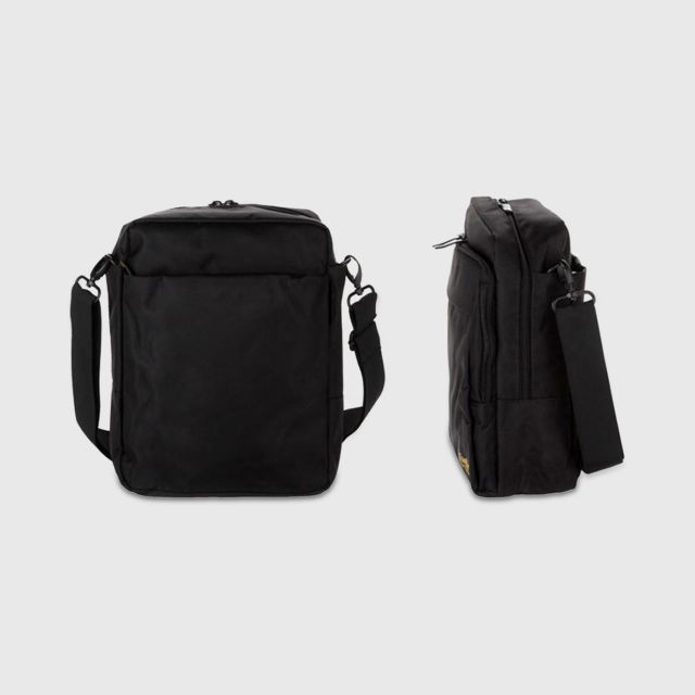 1546e1f10819 TRAVEL BLUE TB811 Executive Shoulder Bag - Black