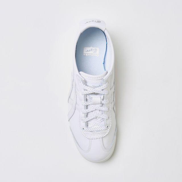 huge discount 74446 e0618 Onitsuka Tiger HELLO 66 Pure White