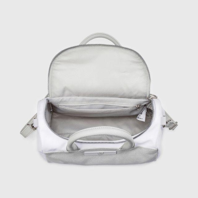 08852febe7 PUMA SF LS Handbag-White-Gray Violet
