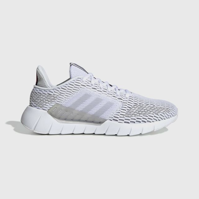 f497720554 ADIDAS WOMEN ASWEEGO CLIMACOOL SHOES WHITE