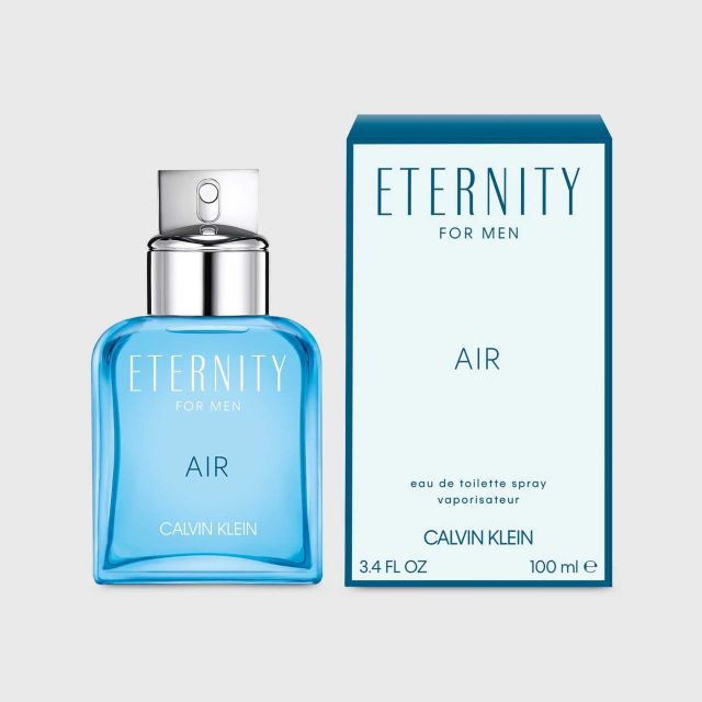 6b6836f5897 CALVIN KLEIN Eternity Air For Men Eau de Toilette 100ml