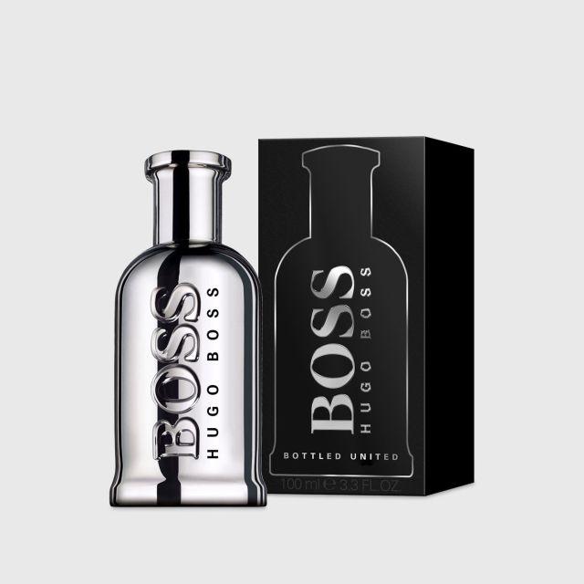 Hugo Boss Bottled United Eau De Toilette 100 Ml Limited Edition