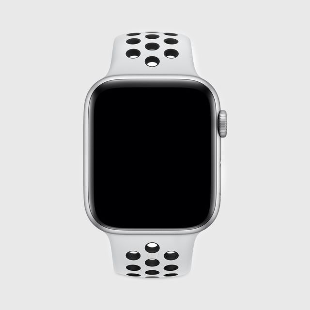 8e63405b4 APPLE WATCH Series3 GPS+Cellular Nike+ 38 mm Silver Aluminum Case ...