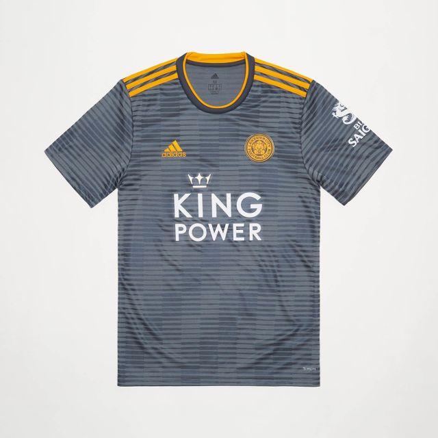 e911e37a8 Leicester City Football Club Replica Away Shirt 2018 - 2019