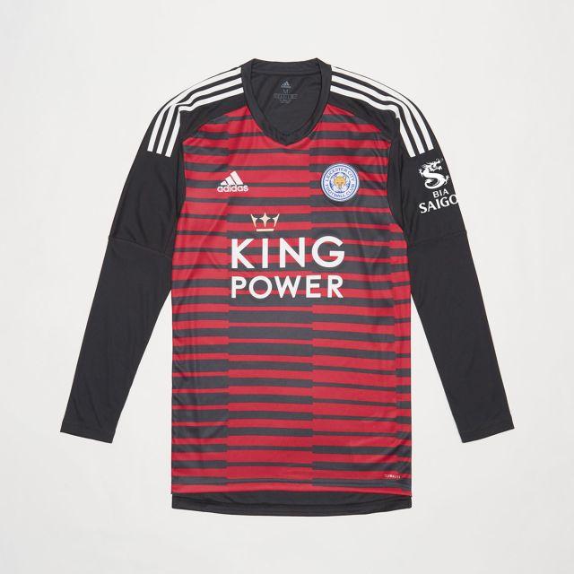 8d2493955 Leicester City Football Club Replica Goalkeeper Home Shirt 2018-2019