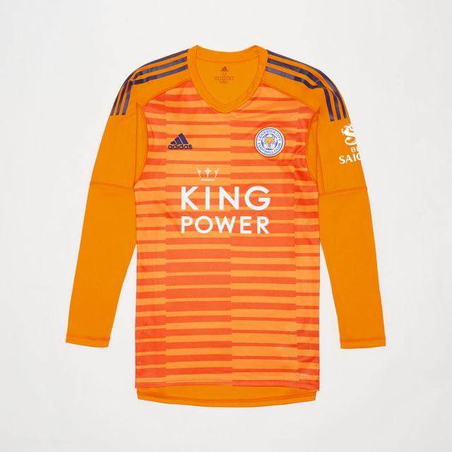 36a2bb4df Leicester City Football Club Replica Goalkeeper Third Shirt 2018-2019