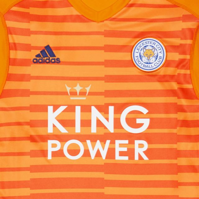 9f227ec0629 Leicester City Football Club Replica Goalkeeper Third Shirt 2018-2019