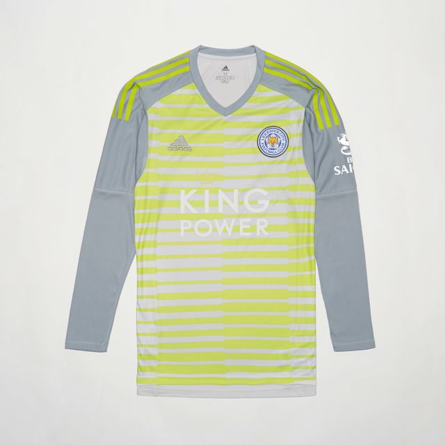 2ceb7a4fe Leicester City Football Club Replica Goalkeeper Away Shirt 2018-2019