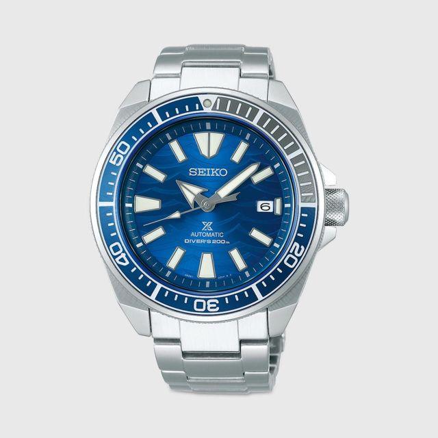 SEIKO PROSPEX Automatic DIVER\u0026#39;S SAVE THE OCEAN SRPD23K