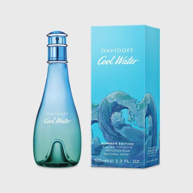 ce82fa48cae1 DAVIDOFF Cool Water Woman Summer Caribbean Edition EDT 100ml