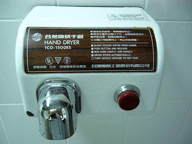 Les sèche-mains sont-il efficaces pour tuer le Covid-19 ?