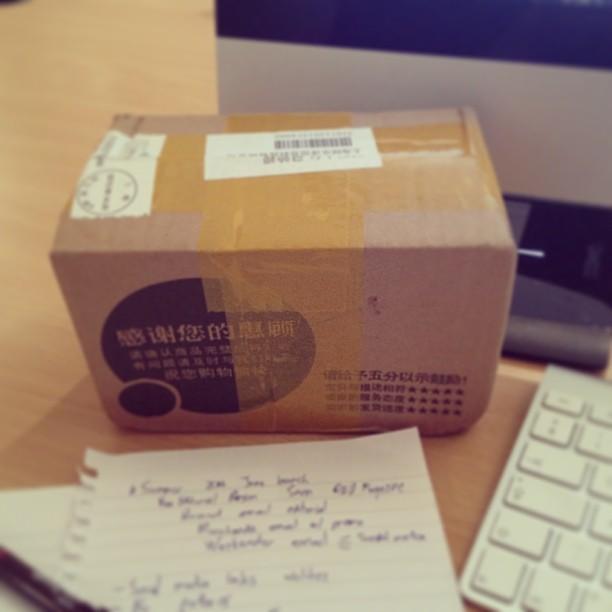 Est-il dangereux de recevoir une lettre ou un colis de Chine ?