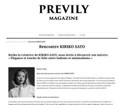 Previly Magazine (WEB) 1