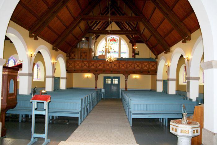 Bilderesultat for kviteseid kyrkje