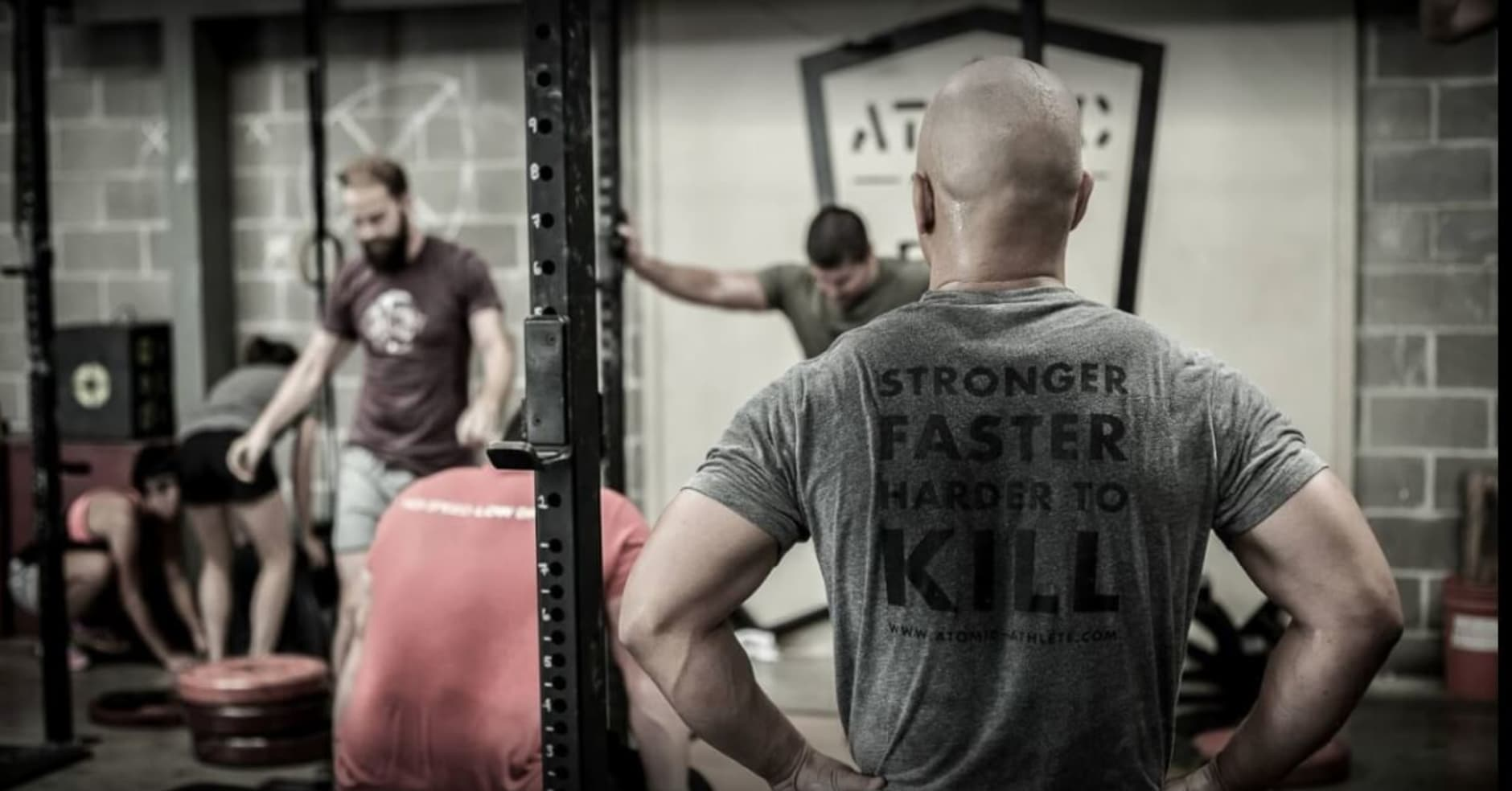 Atomic Athlete gym in Austin, Tx