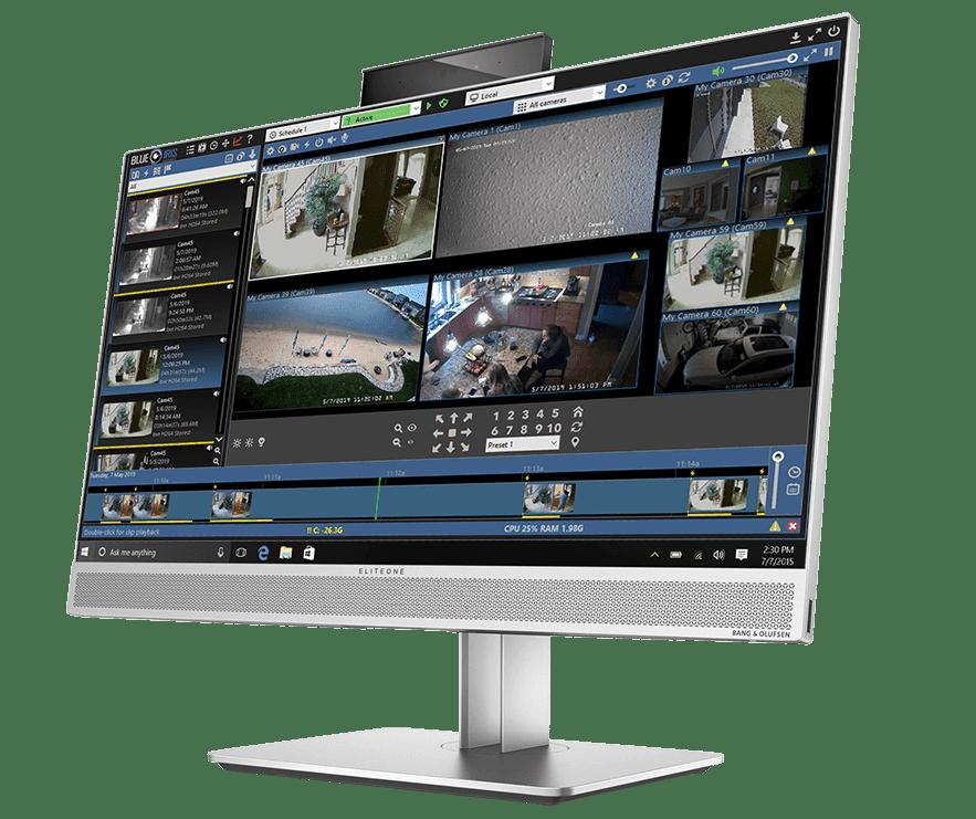 Best Video Surveillance Software