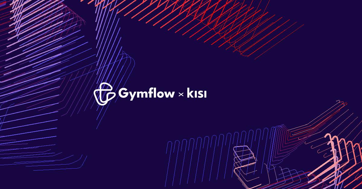 gymflow kisi integration