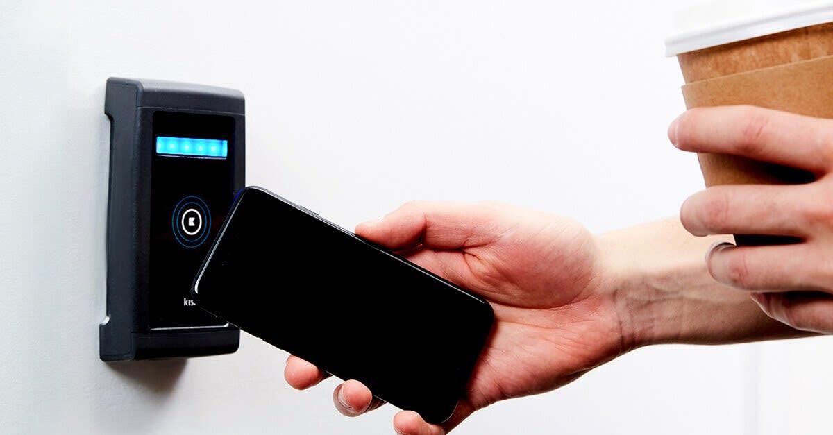 iphone door entry system