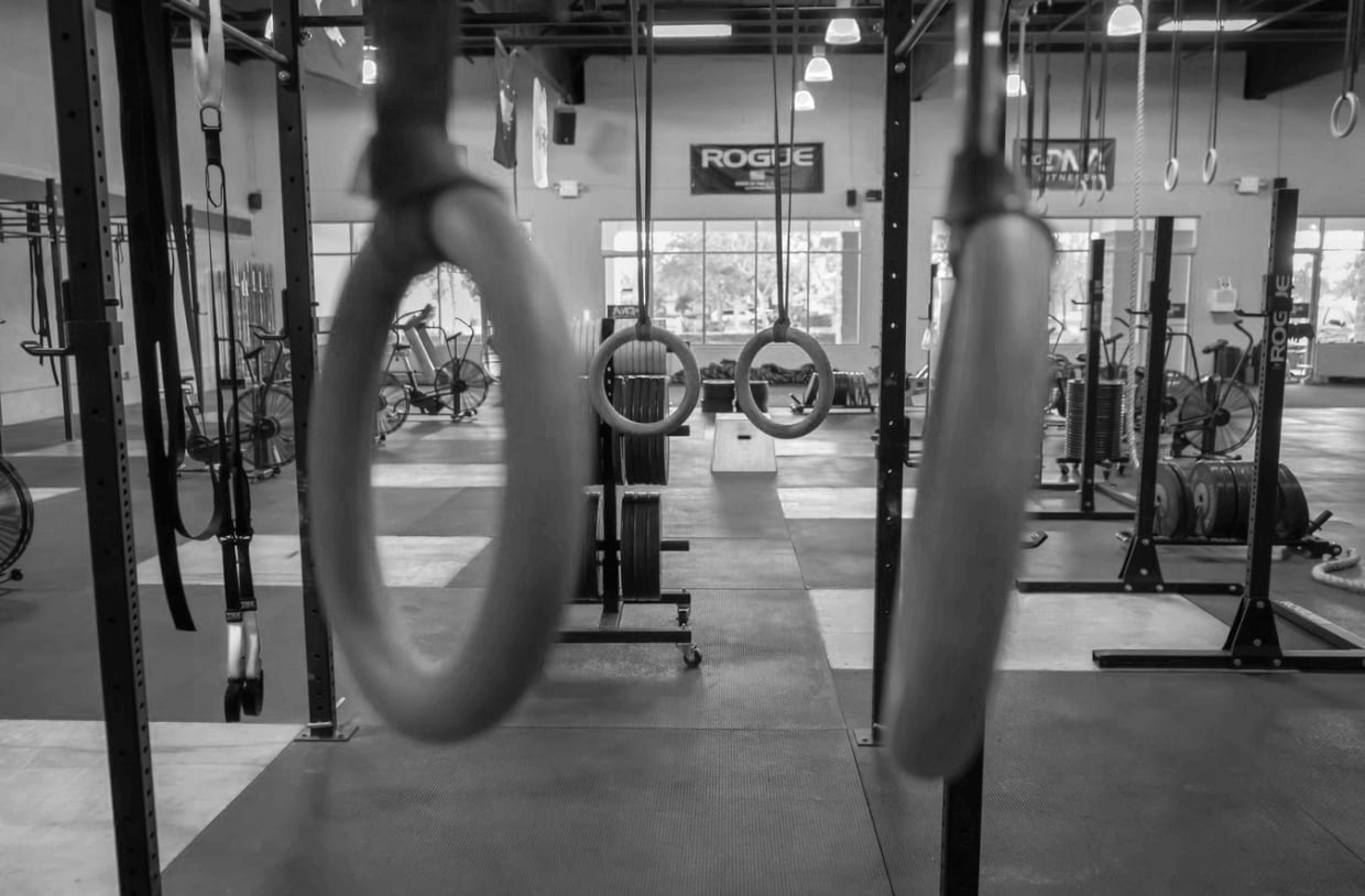 Crossfit Gym Equipment Items