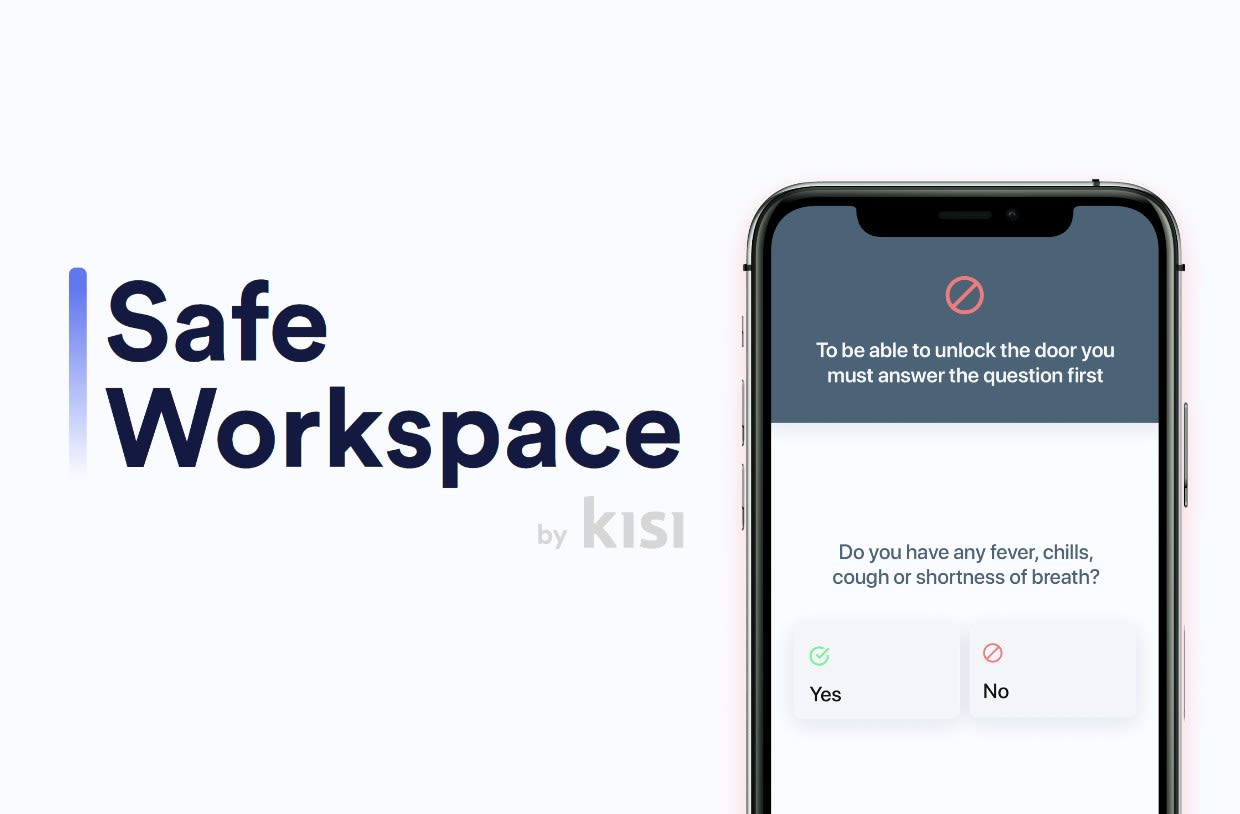 Introducing Safe Workspace by Kisi