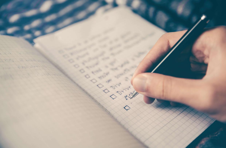 MSP onboarding checklist