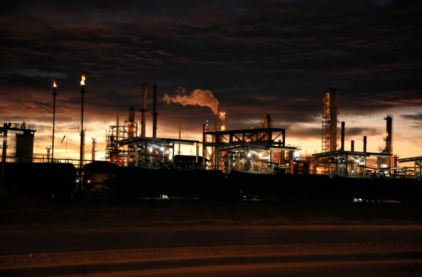 manufacturing plant security