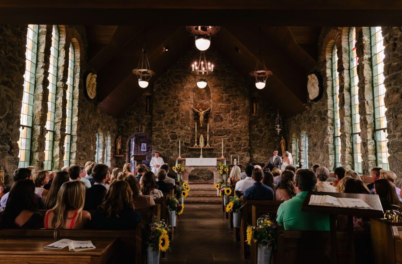 church check-in system