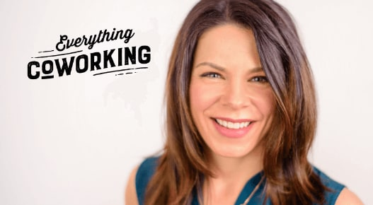 Jamie Russo from Everything Coworking