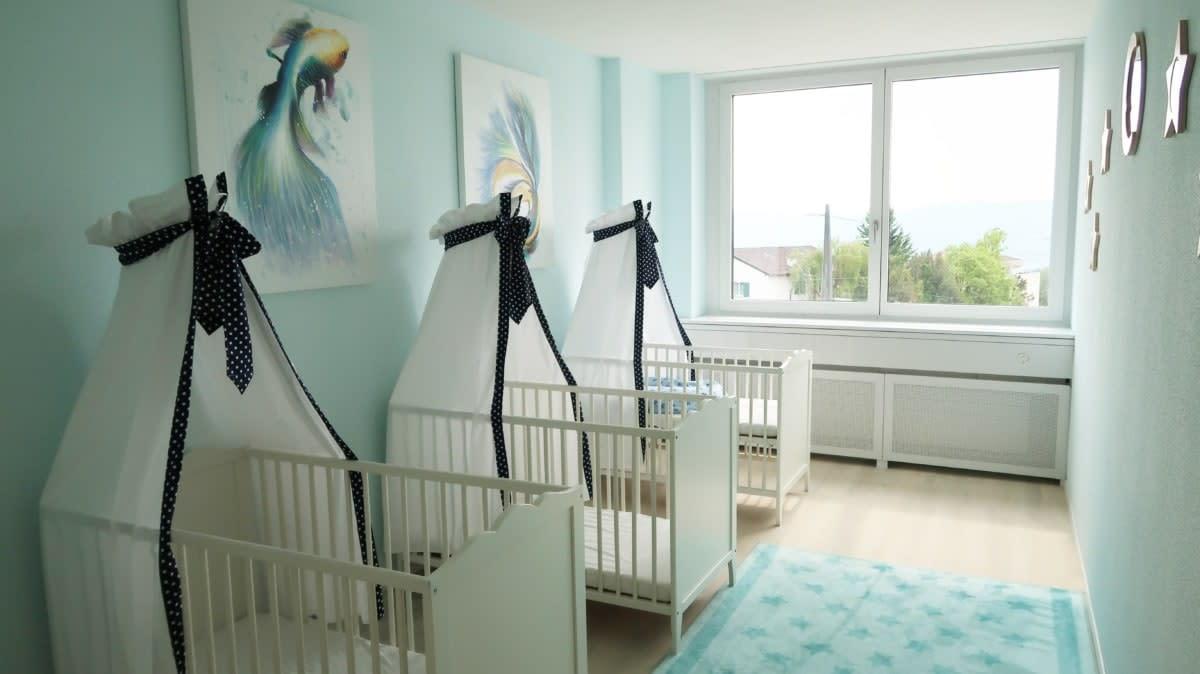 KiTa Blüemli - Schlafzimmer