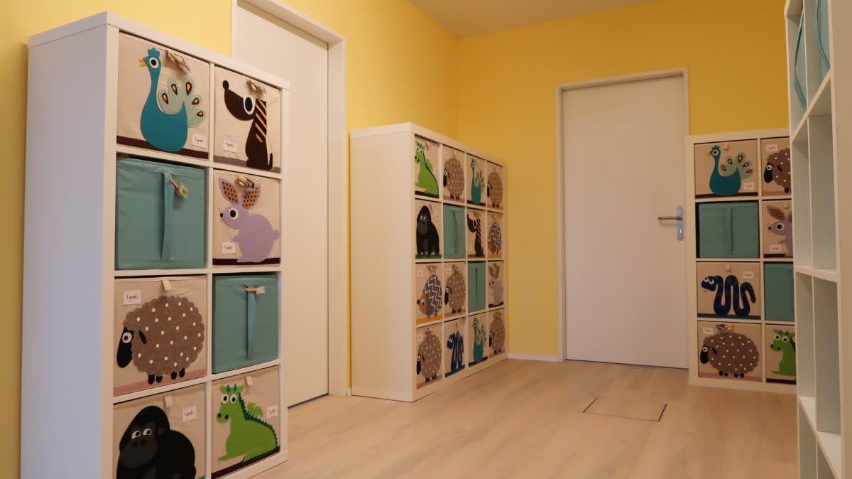 KiTa Blüemli - Garderobe 02