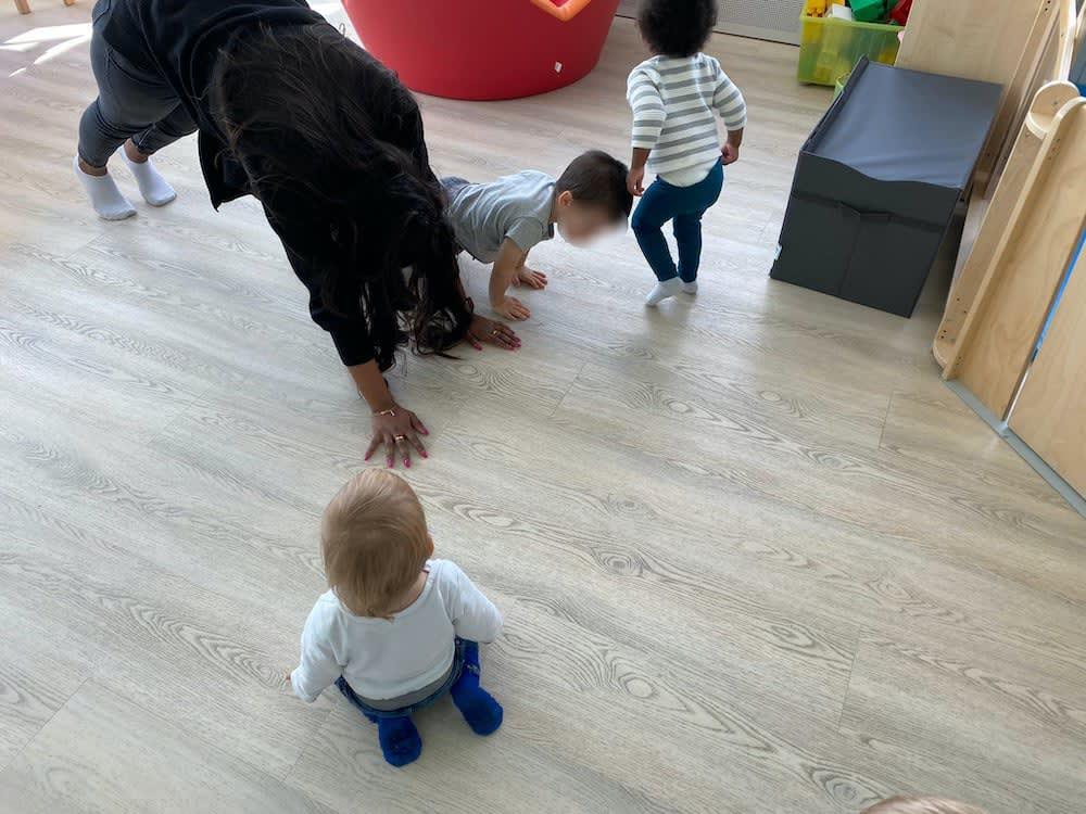 morgenturnen - Kinderkrippe + Waldkinderkrippe Blüemli in Zürich