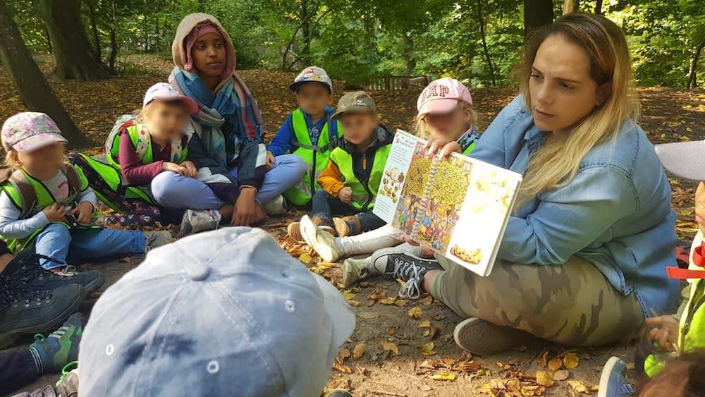 was ist Herbst - Kinderkrippe + Waldkinderkrippe Blüemli in Zürich