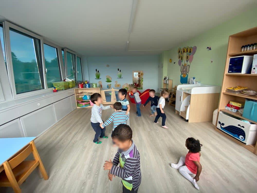 bewegungsspiele - Kinderkrippe + Waldkinderkrippe Blüemli in Zürich