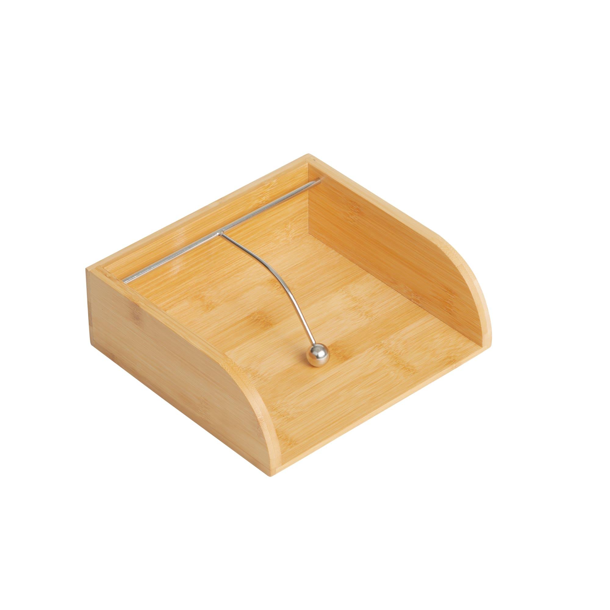 Kitchen Pro Eco Napkin Holder 23x22x7cm Natural