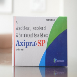 AXIPRA - SP