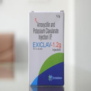 EXICLAV 1.2 Gm INJ