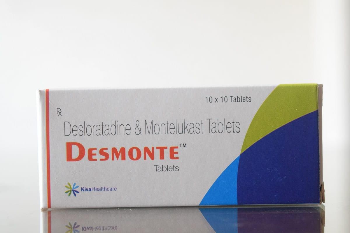 DESMONTE
