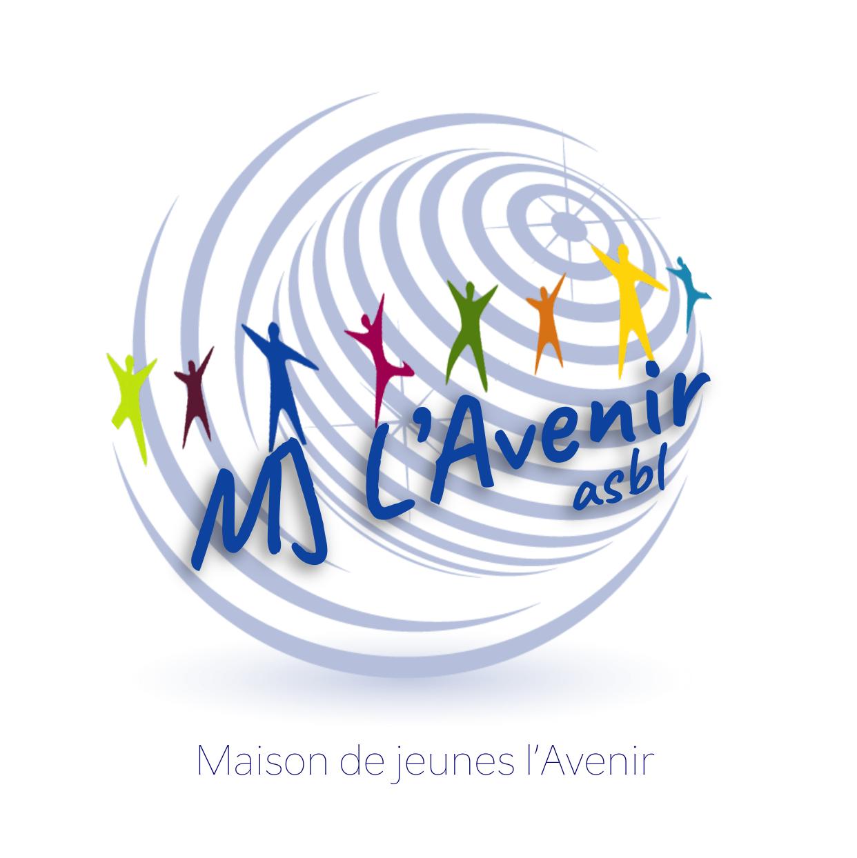 MJ l'Avenir logo